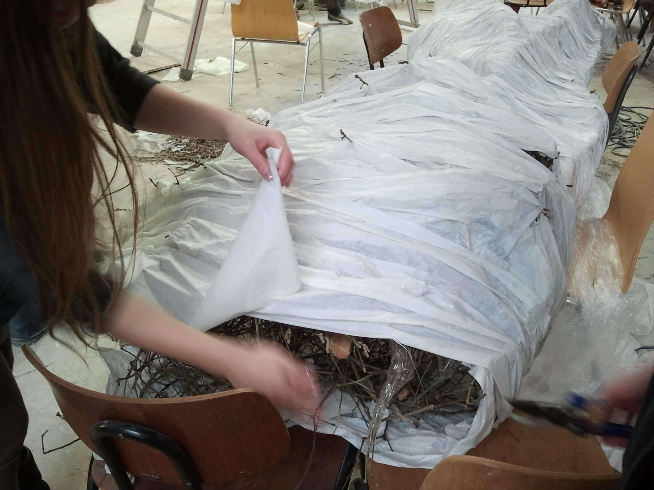 Mumifizierung: Mara Lena Schönborn